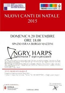 angry harps